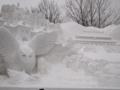 [札幌雪まつり]札幌雪まつり 大雪像 観光王国宣言!北海道