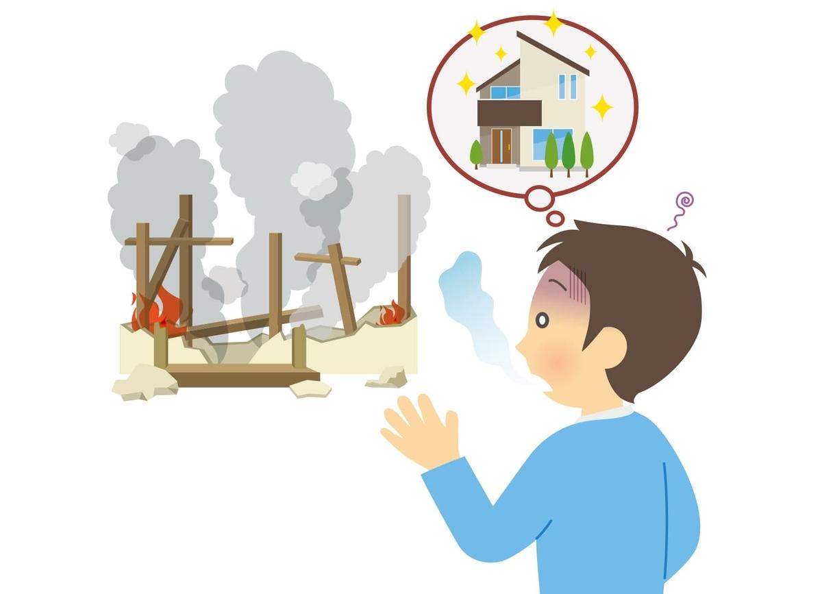 お隣のもらい火で自宅が全焼 そんなときは損害賠償できる?