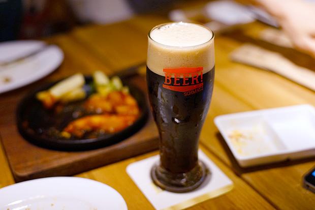 ドイツビールのシュマッツビアダイニング赤坂