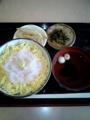 富山駅近く、白えび亭の『白えび刺身丼』