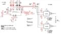 ホタル7291ロボット回路図