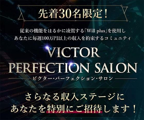ビクターパーフェクションサロン(VICTOR PERFECTION SALON)