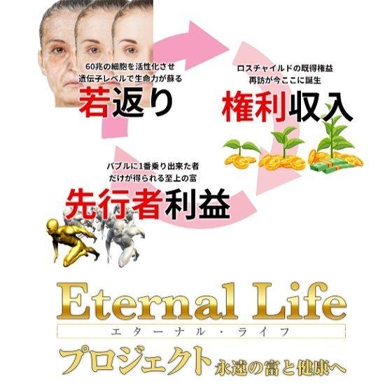 蝶乃舞 Eternal Life プロジェクト