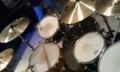 [music]2011/6/4 デコレーションLive@IKKI ドラムセットアップ