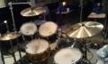 [music] 2011/8/20 デコレーションLive@IKKI ドラムセットアップ