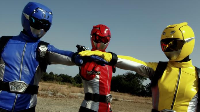 Power Rangers Beast Morphers Season 1