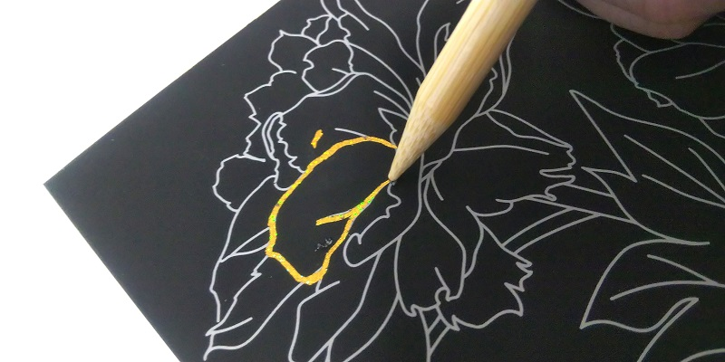 スクラッチアートの画像7