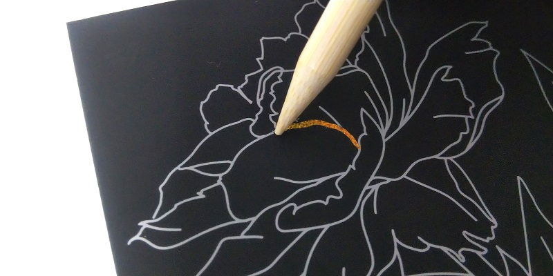 スクラッチアートの画像6