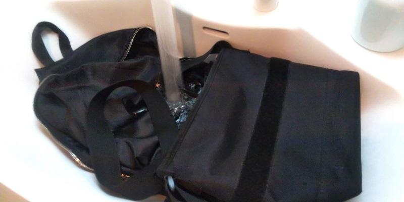 バッグ洗濯の画像2