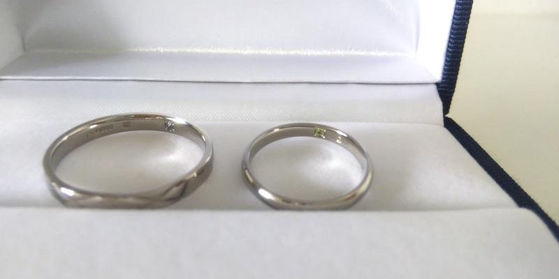 結婚指輪の画像4