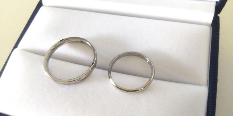 結婚指輪の画像5