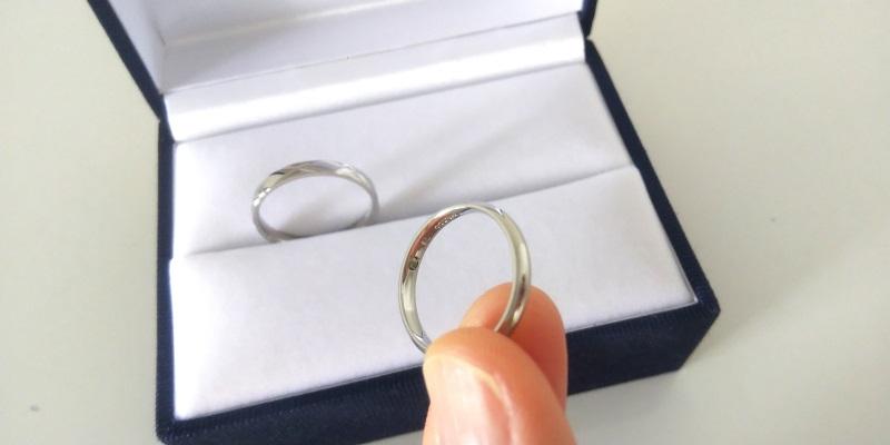 結婚指輪の画像7