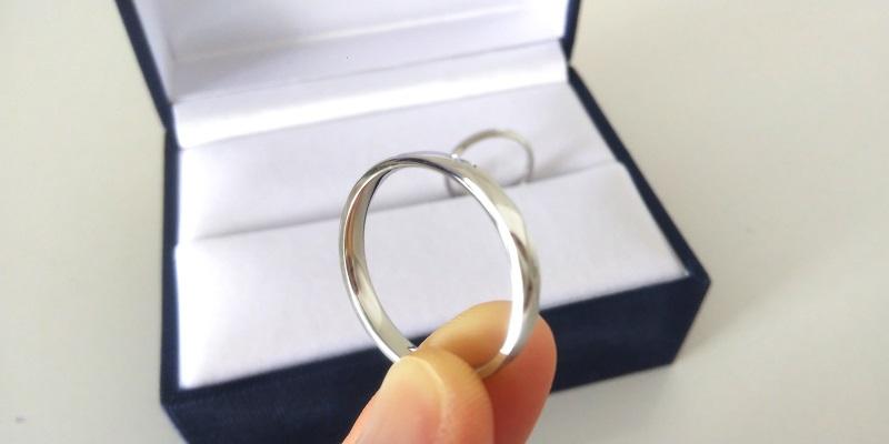 結婚指輪の画像6