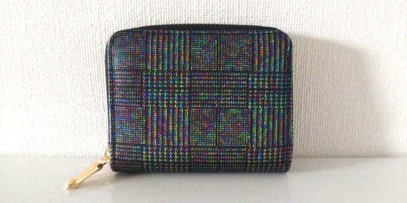 オーロラ財布の画像1