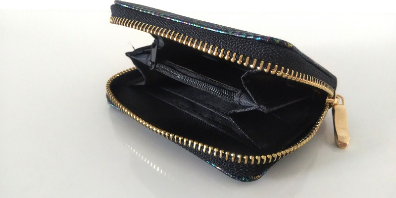 オーロラ財布の画像5
