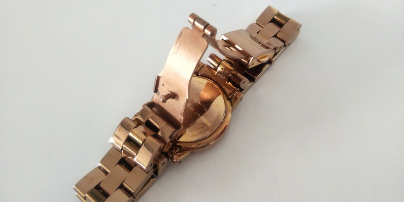 腕時計の洗浄画像11
