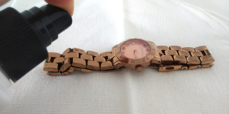 腕時計の洗浄画像13