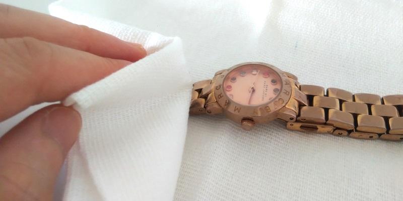 腕時計の洗浄画像15