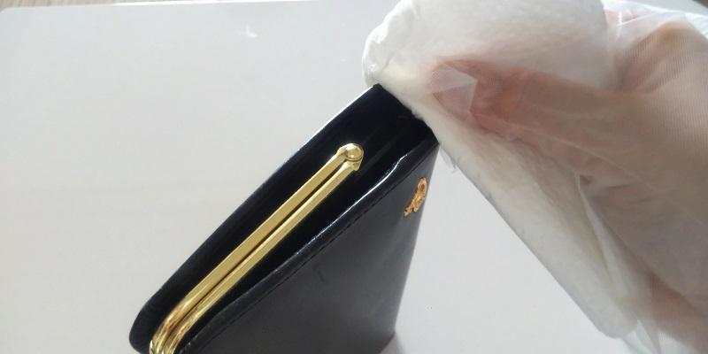 財布のお手入れ画像6