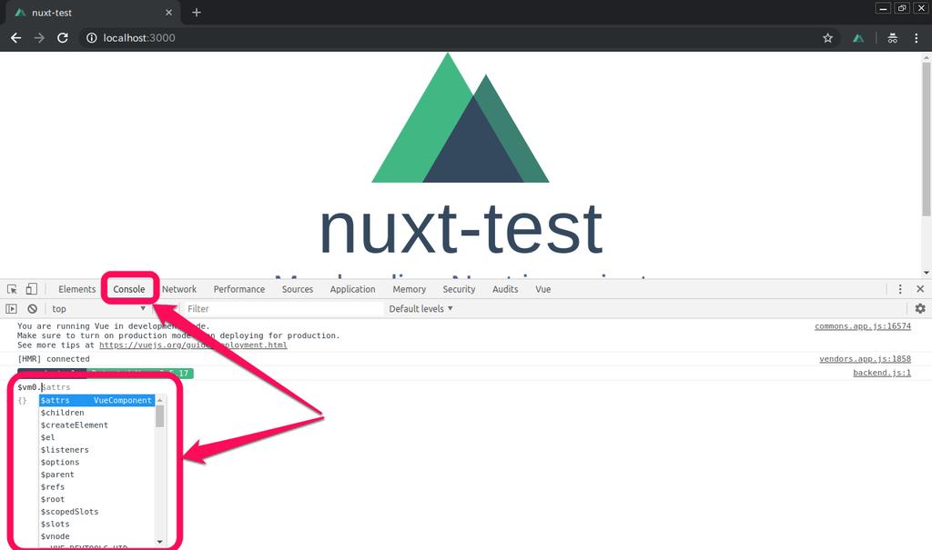 Nuxt Vuex Getters