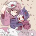 ムンナ♀/千夜(ちよ)と花ちゃん