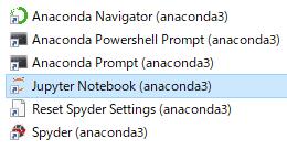 Jupyter Notebookを格納してある箇所を探した結果