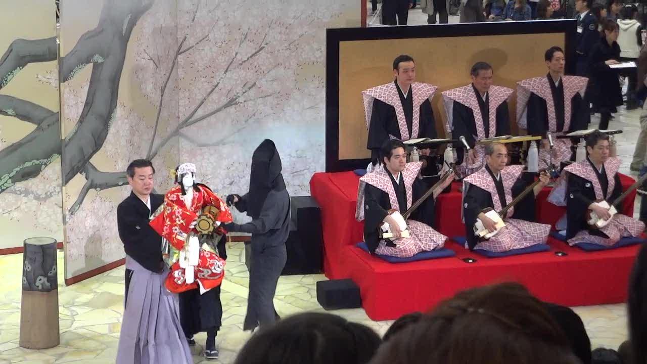 [130316阪急9F文楽]