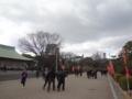 [160207大阪城周辺]