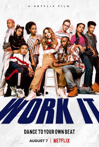 Netflix映画『Work It-輝けわたし!-』感想-ダンス・ウィズ・サブリナ ...