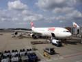 スイスインターナショナルエアラインズ LX161 エアバスA340-300