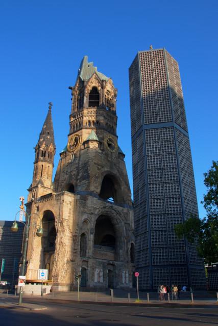 個別「カイザー・ヴィルヘルム記念教会(西ベルリン)」の写真、画像 - prextyle's fotolife