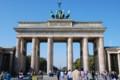 ブランデンブルク門(西ベルリン)