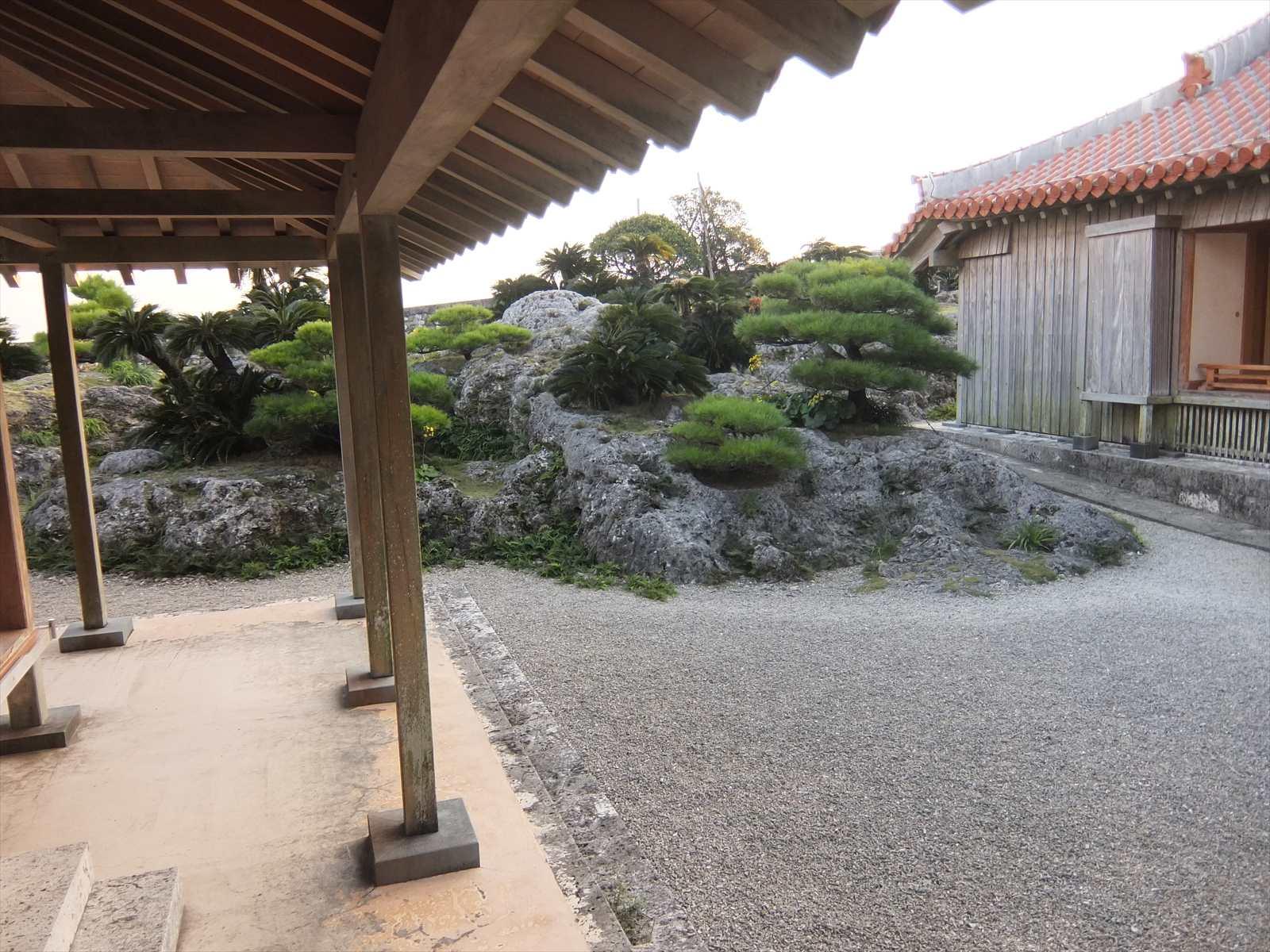 首里城内庭園