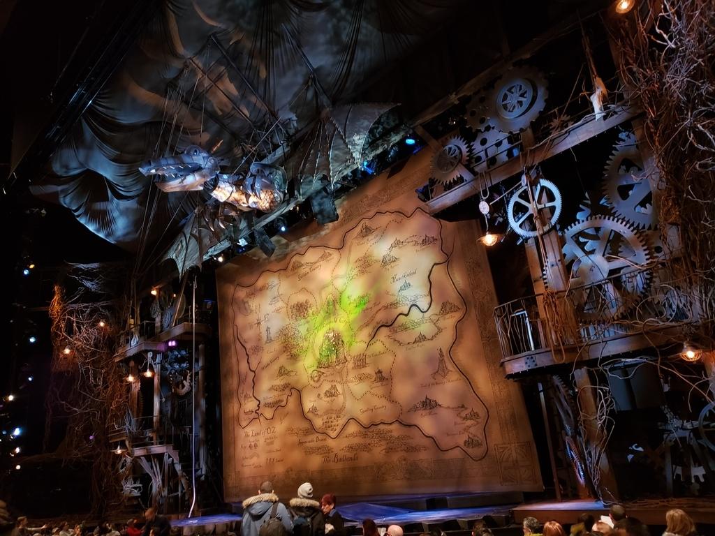 ガーシュウィン劇場内の写真