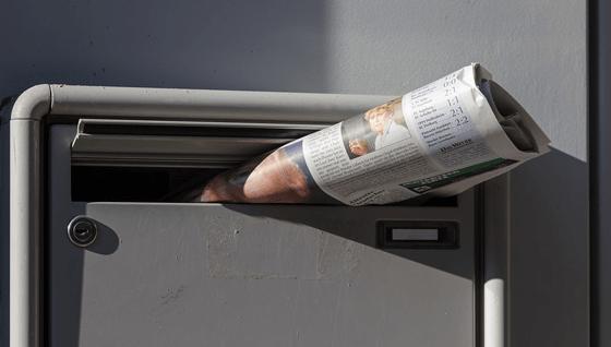 宅配が新聞を難しくする