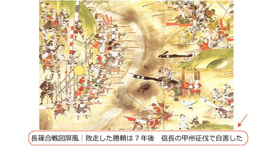 歴史新聞│長篠の戦い