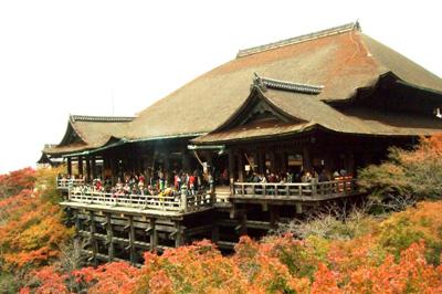 修学旅行新聞の清水寺