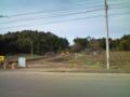 石川r251 工事現場