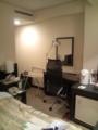 16-18.4.2011 on 大阪のホテル #1