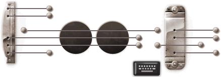 Google的弦楽器