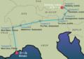 RBXA2011 Route