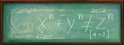 Google meets Fermat #1