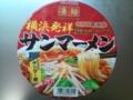 ニュータッチ・凄麺 サンマーメン・とろみ醤油味
