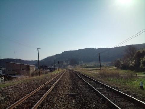 13.4.2013 のと鉄道・西岸駅 #3