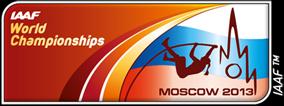 世界陸上2013・ロゴ