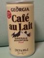 Georgia エメラルドマウンテン・ブレンド・カフェオレ缶 #1