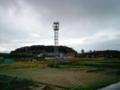 22.11.2013 謎の鉄塔