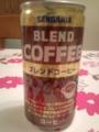 サンガリア ブレンドコーヒー #1