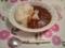 ハウス 熟成デミグラスソースのハッシュドビーフ 実食