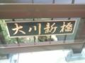 18.9.2011 大川新橋 #1